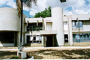 Sede do Comdabra, em Bras�lia (Click para ampliar)