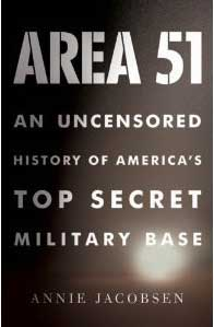 Área 51: livro polêmico (Click para ampliar)
