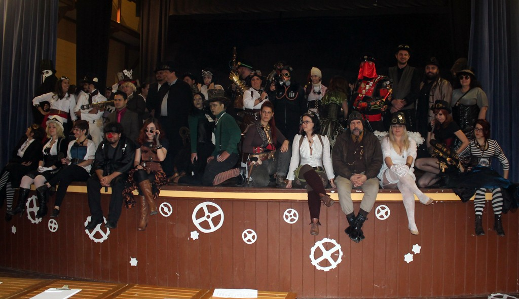 Participantes da II SteamCon