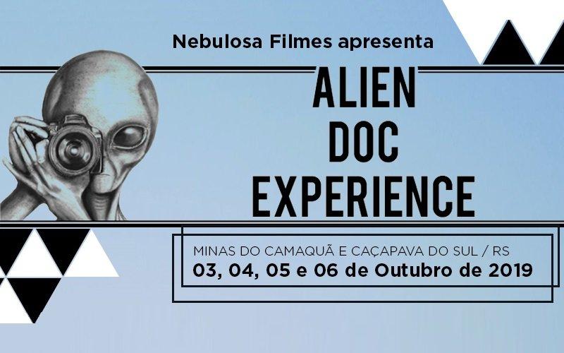 Em 'Alien Doc Experience' fãs participam de imersão ufológica e mini documentário