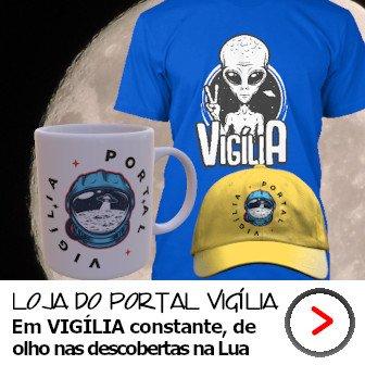 Loja do Portal Vigília - Estampas exclusivas para quem veste a camisa da Ufologia