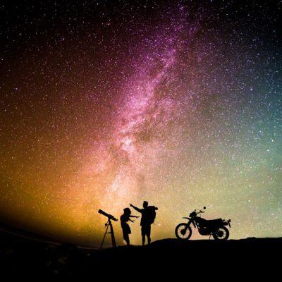 Vai observar o céu? Oficina ensina como escolher o melhor telescópio