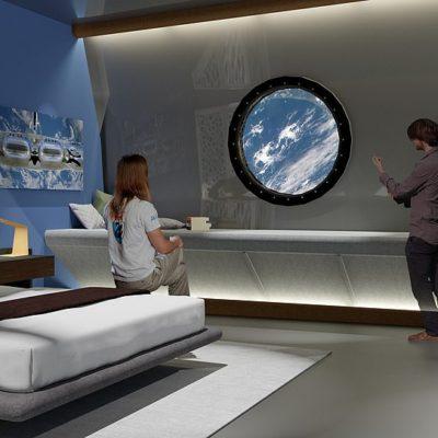 Turismo no espaço: começa em 2025 a construção do primeiro hotel espacial