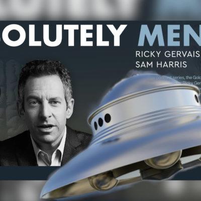 Neurocientista cético, Sam Harris protagoniza fala inacreditável sobre UFOs