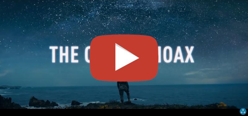 Captura de tela do Youtube do documentário The Cosmic Hoax, de Steven Greer (Reprodução Youtube)